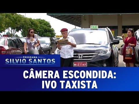Câmera Escondida (11/09/16) -   Ivo Taxista