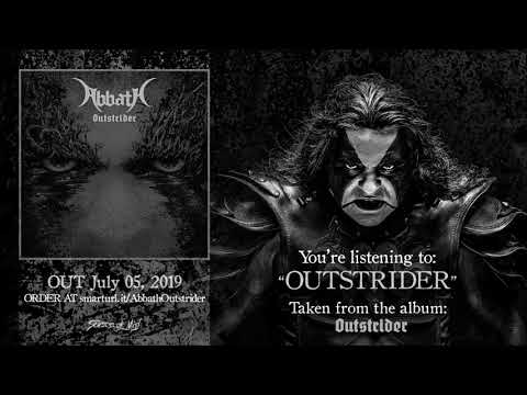 Abbath - Outstrider (official track premiere)