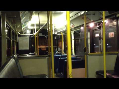 Calgary Transit: On Board 1993 New Flyer D40LF #7529 (Route 133 via SE BRT route)(FAST DRIVER)(HD)