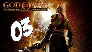 [FR] #3 Let's play God of War: Chains of Olympus - Les Trois Destriers