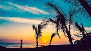 COSTA RICA SUNSET!