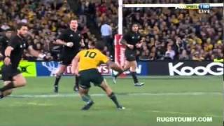 Rugby - Best Sidestep Ever