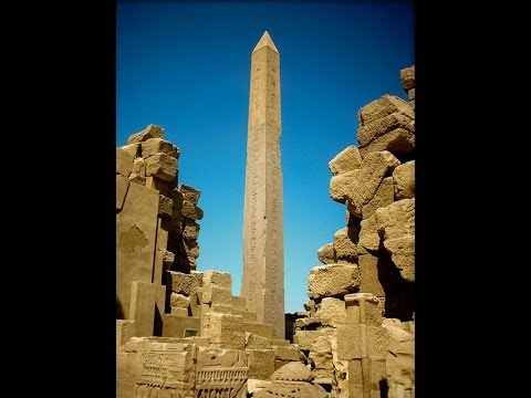Egypt's Obelisks: Part Of An Ancient Energy System?