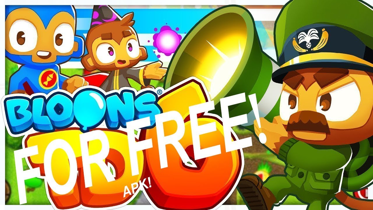 Bloons Td 6 Free Download Ios