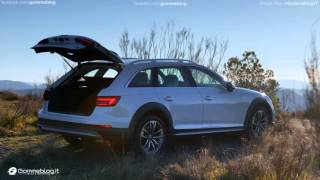 Audi A4 Allroad 2016   Exterior Interior Design(IF YOU LOVE CARS, YOU SHOULD SUBSCRIBE NOW TO GOMMEBLOG'S CHANNEL ▻▻▻ http://bit.ly/12ULPud ▻SE AMI LE AUTO .. NON PERDERTI ..., 2016-01-12T08:11:20.000Z)