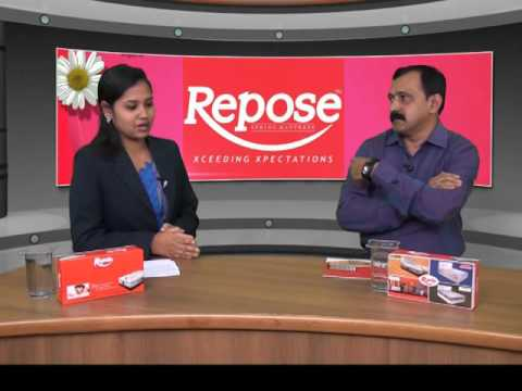 Special Interview with Mr.Ramnath Bhat, Chief Operating Officer of Repose Mattress Pvt. Ltd