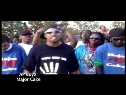 AP Boyz-Major Cake