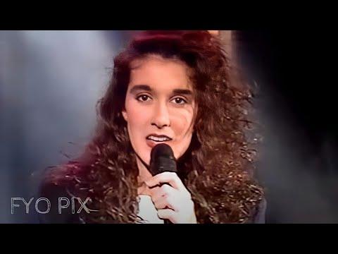 CÉLINE DION - Any other way (Live / En public) 1990