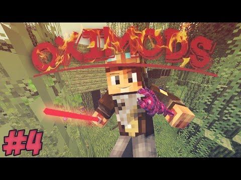 [Minecraft] OxiMods S6 Ep.4 - LA BELLE MAISON  !!