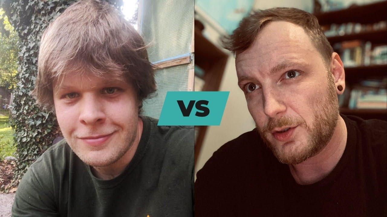 Does the Soul Exist? Dr. Dustin Crummett vs. Ben Watkins