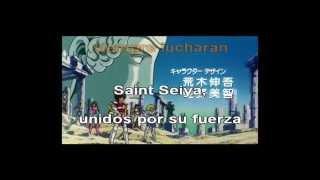 Pegasus Fantasy - Los Caballeros del Zodiaco Latino - Karaoke