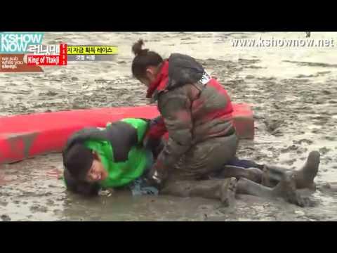 #7 Running Man Funny Moments - Lee Si-young vs Kwangsoo