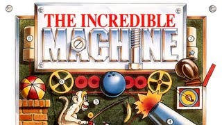 LGR - The Incredible Machine - DOS PC Game Review