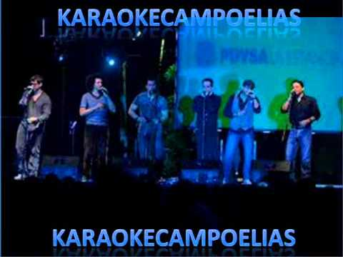 Karaoke El Ferry Vocal Song