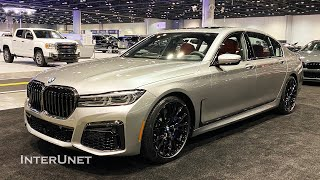 2021 BMW 750i xDrive TwinPower…