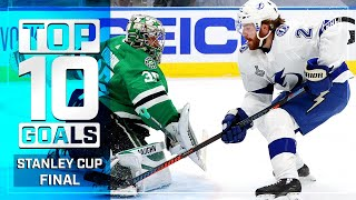 Top 10 Goals from the Stanley Cup Final | 2020 Stanley Cup Playoffs | NHL