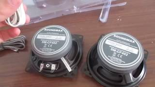 Обзор на Soundmax sm-cf402 за 570 рублей