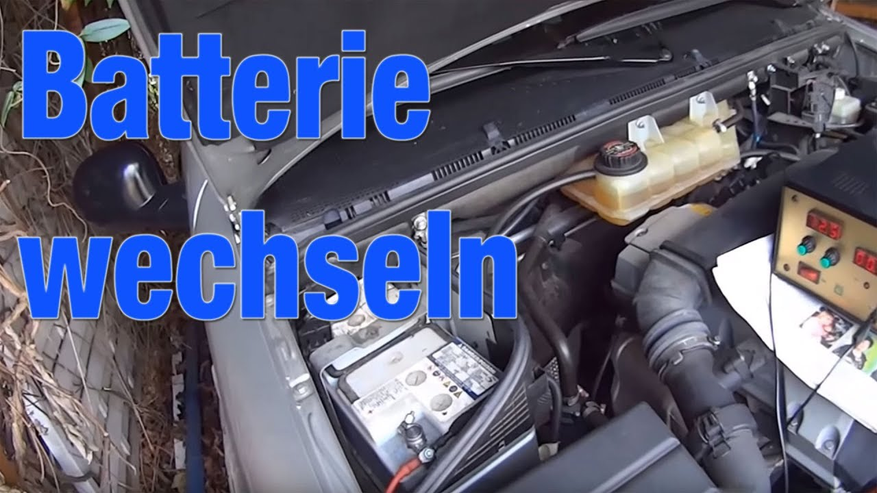 autobatterie ausbauen mercedes m klasse w163 elektrotechnik in 5 minuten youtube. Black Bedroom Furniture Sets. Home Design Ideas