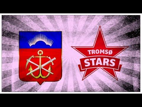 BHL. Murmansk (RUS) og Tromsø Stars (NOR) lag. (mars 2017)