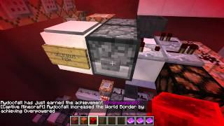 Deconstructing Captive Minecraft II: Room Of Monuments [Minecraft Snapshot 14w28b] (1080p 60fps)