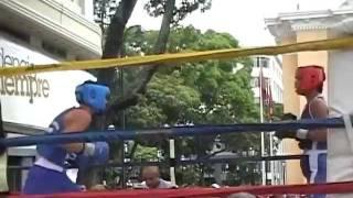 Celebrado Día del Boxeador con sello local