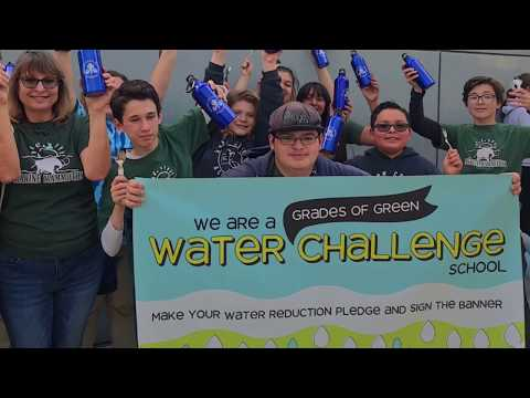 WESTERN CENTER ACADEMY WATER CAMPAIGN DECEMBER 2018