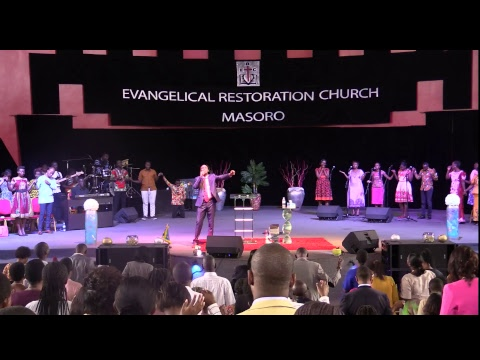 7TH MAY 2017 FIRST SERVICE WITH SENIOR PASTOR UMULISA LYDIA MASASU