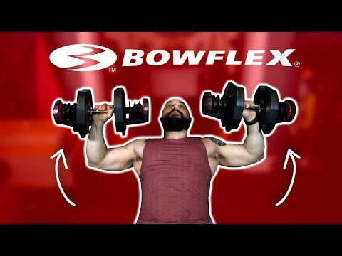 putting-bowflex-1090-adjustable-dumbbells-to-the-test!!
