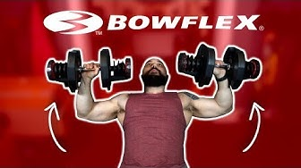 PUTTING BOWFLEX 1090 ADJUSTABLE DUMBBELLS TO THE TEST!!