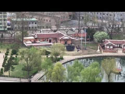 North Korea's picturesque Sariwon City