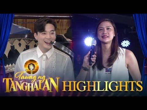 Ryan Bang meets someone from the madlang people | Tawag Ng Tanghalan