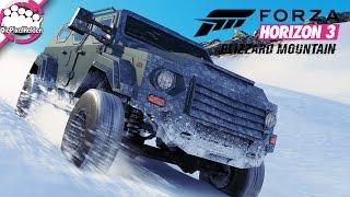 BLIZZARD MOUNTAIN #9 - Die 8 Tonnen Lawine - Forza Horizon 3 Blizzard Mountain