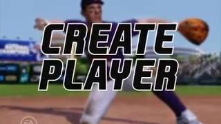 MVP 06 NCAA Baseball (Create A Player)