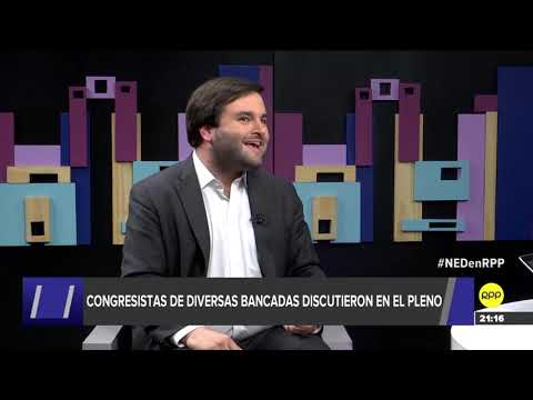 """Alberto de Belaunde: """"Esto supera la crisis del Ministerio Público con Blanca Nélida Colán"""""""