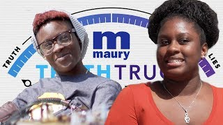 Lesbian Lovers in the Fast Lane | The Truth Truck | The Maury Show