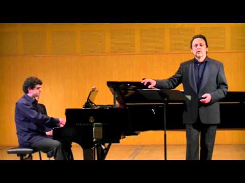 Song Recital with Marius Vlad and Horea Haplea - Enescu & Wagner