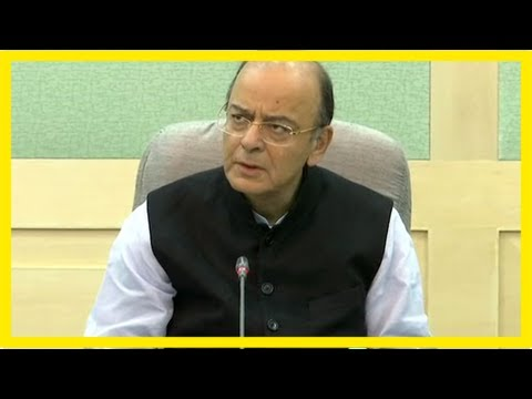 Must 'hurry up' on railway infrastructure investment, says arun jaitley