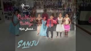 Mein Badhiya song | Sanju Movie | Kids Choreography | YTDA