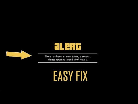 HOW TO FIX THERE HAS BEEN AN ERROR JOINNING A SESSION (EASY)