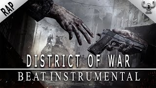 Hard Epic Choir Cinematic RAP BEAT INSTRUMENTAL - District of War (SOLD)