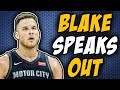 Blake Griffin Reflects On Clippers Trade