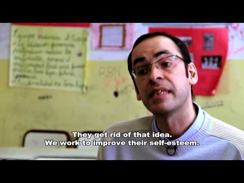Day in the life: Argentinian teacher Javier Iriarte on quality education