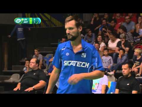 Christian Lind Thomsen vs Anders Antonsen (MS, Final) - 2015