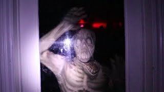 CALLING DEMON ZOMBIE ON FACETIME AT 3 AM!! (HE ALMOST ATE ME!!)