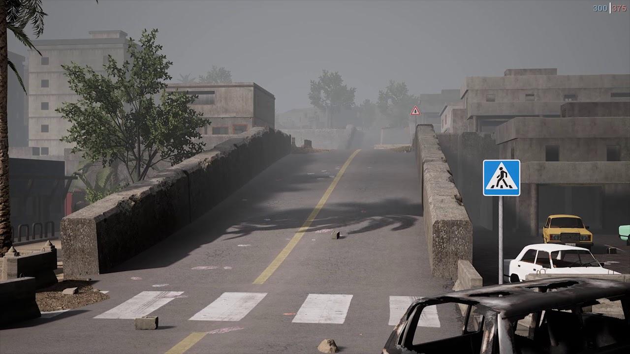 «Невероятное преображение» — известную карту из Battlefield 2 воссоздали на Unreal Engine 4