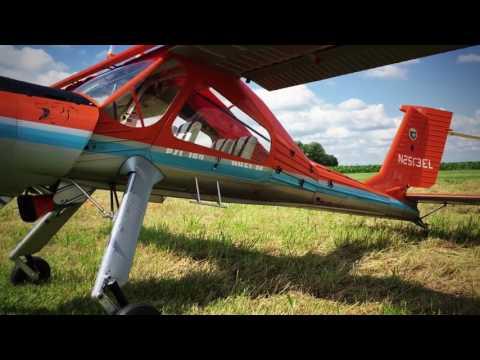 Tomahawk Wilga Formation Flight Moki 250