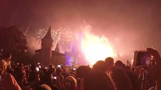 Disney's Magic Kingdom - Fireworks 4th July (part 2)