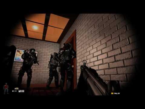 SWAT 4 Remake Mod 1.2 Office Mission