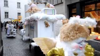 Saunafäger Musig Lozärn, Heiliger Bimbam, wenn Engel reisen 2013 zum Dritten