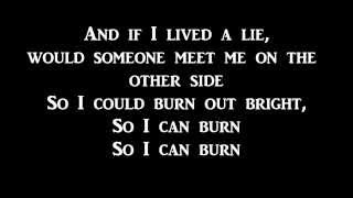 You Me at Six - Lived a Lie lyrics